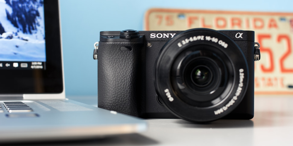Product Image - Sony Alpha A6300