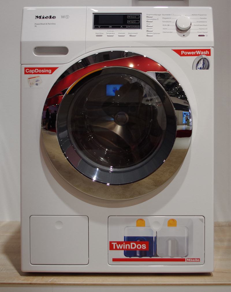 Miele stackable washer dryer ventless - The 2013 Miele Generation 6000 Washing Machine