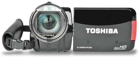 Product Image - Toshiba  Camileo X100