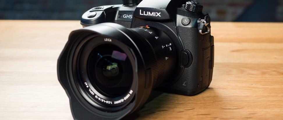 Panasonic lumix gh5 hero