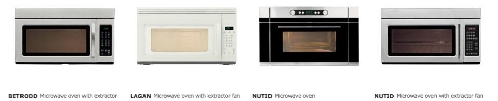Ikea Microwaves