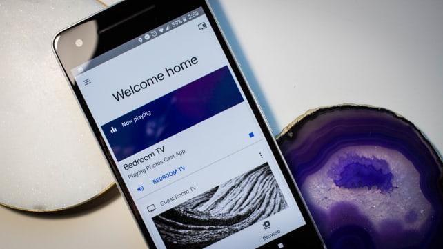 Google Home and Chromecast