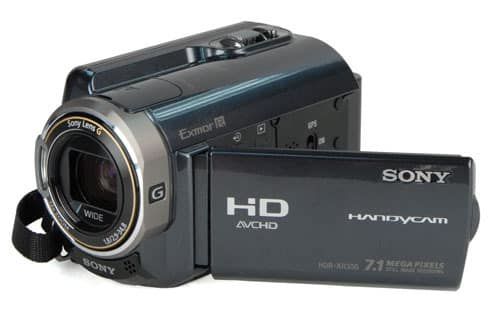 Product Image - Sony HDR-XR350V