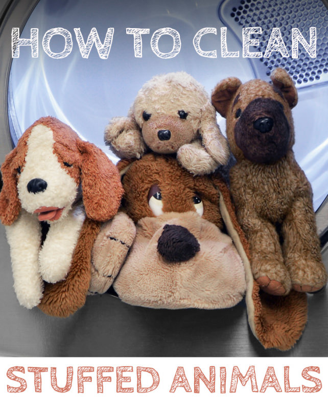 how to wash stuffed animals laundry. Black Bedroom Furniture Sets. Home Design Ideas