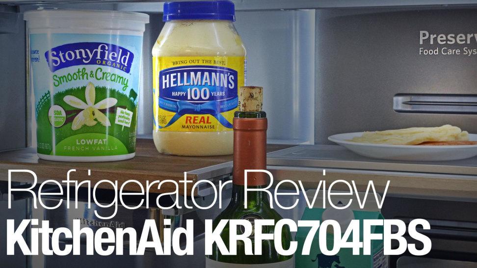 kitchenaid krfc704fbs krfc704fps counter depth series review reviewedcom