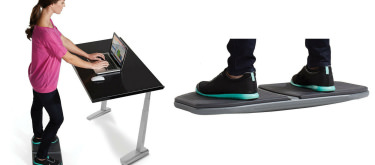 Gaiam evolve balance board