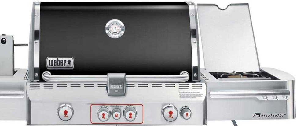 Product Image - Weber  Summit S-420