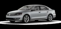 Product Image - 2012 Volkswagen Passat TDI with Sunroof & Navigation