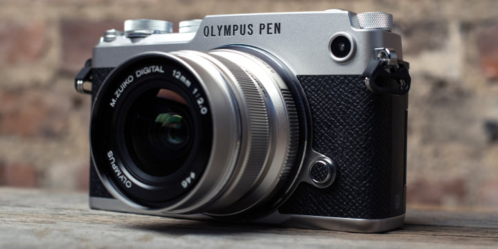 Olympus PEN-F Digital Camera Review - Reviewed.com Cameras
