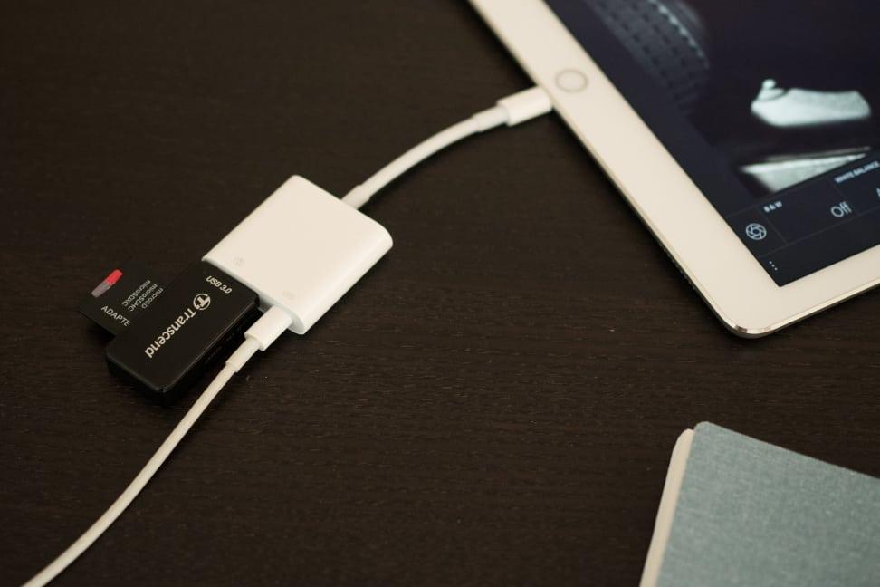 Apple iPad Pro USB 3.0 Camera Adapter