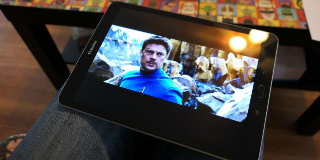 Samsung Galaxy Tab S3 Amoled Display