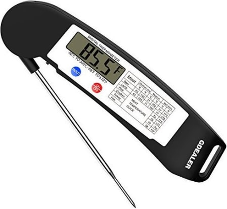Product Image - GDEALER Instant Read Thermometer