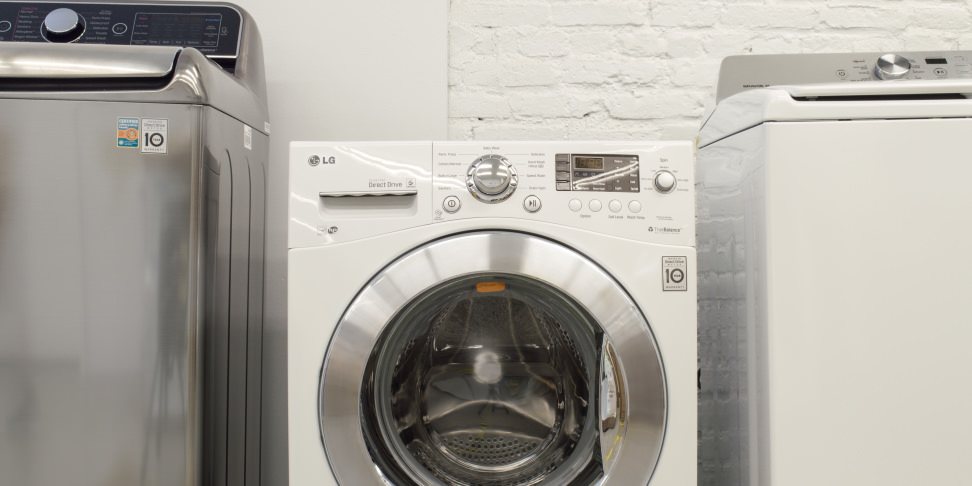 size of lg washing machine