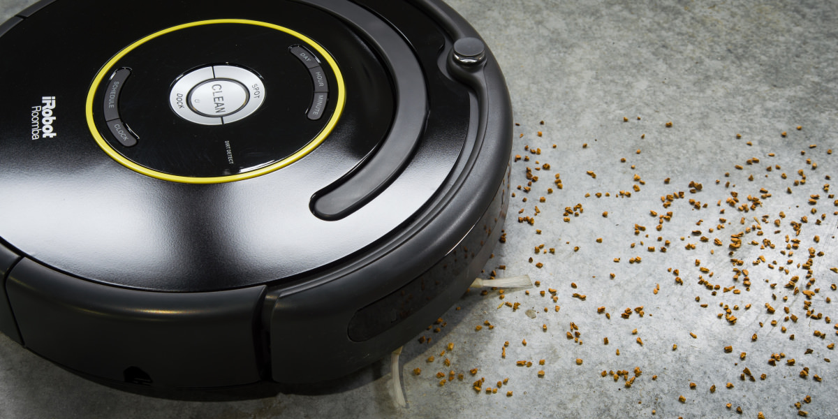 irobot roomba 650 robot vacuum cleaner review reviewed. Black Bedroom Furniture Sets. Home Design Ideas