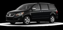 Product Image - 2012 Volkswagen Routan SEL Premium