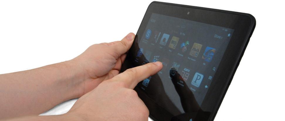Product Image - Amazon Kindle Fire HD 8.9 inch