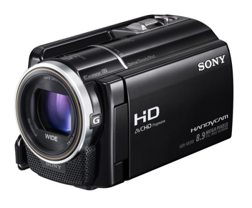Product Image - Sony  Handycam HDR-XR260V