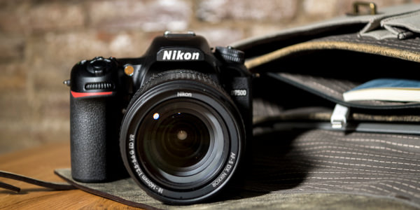 Getting serious about photography? Start with this Nikon.