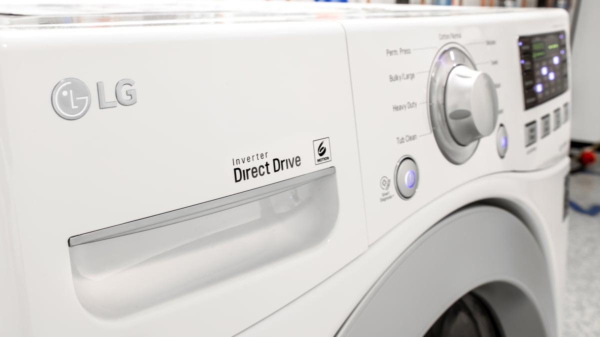Lg Wm3270cw Front Loading Washing Machine Review