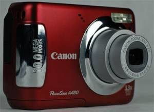 Product Image - Canon A480