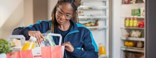 Glue ica fridge deliveries