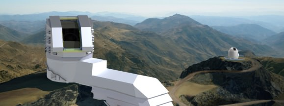 Lsst site chile hero