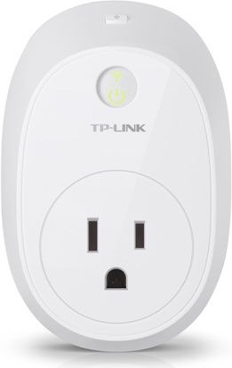 Product Image - TP-Link Smart Wi-Fi Plug with Energy Monitoring