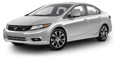 Product Image - 2012 Honda Civic Si Sedan