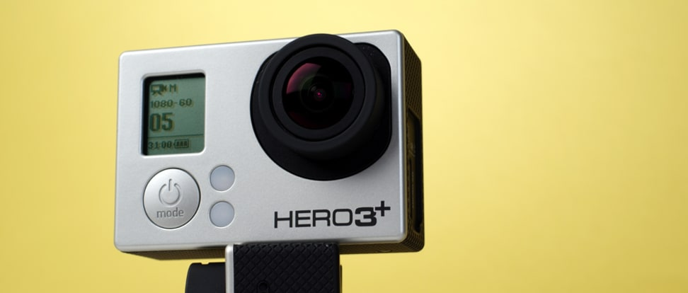 Product Image - GoPro Hero3+ Black Edition