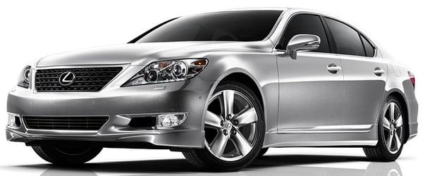 Product Image - 2012 Lexus LS 460