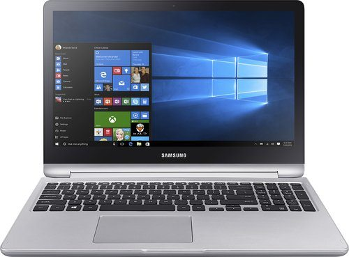 """Product Image - Samsung Notebook 7 Spin 15.6"""" (NP740U5L-Y02US)"""