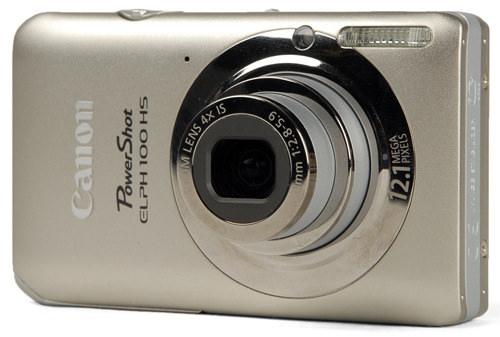 Product Image - Canon  PowerShot ELPH 100 HS