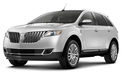 Product Image - 2013 Lincoln MKX