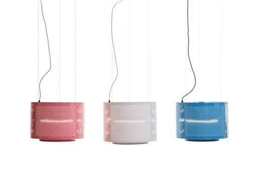 Drum Lamps 1