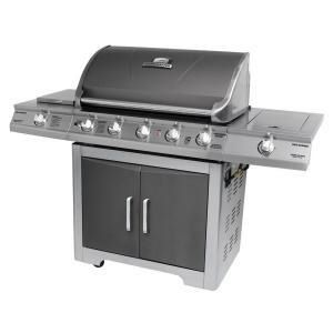 Product Image - Brinkmann 5-Burner Gas Grill