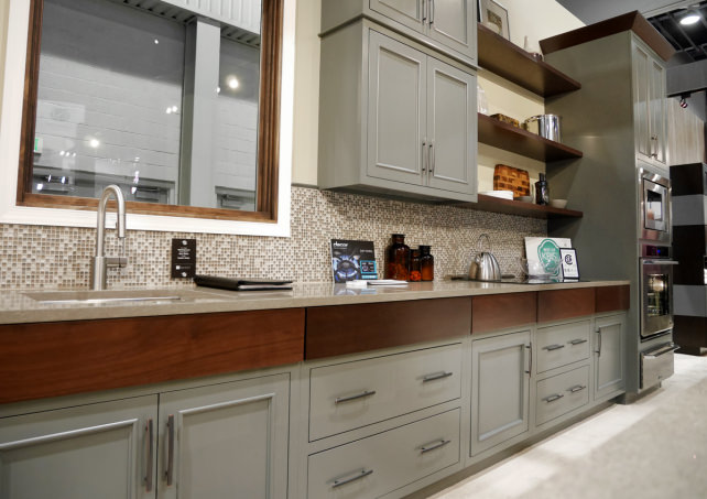 Bertch cabinets, Dupont Zodiaq countertop