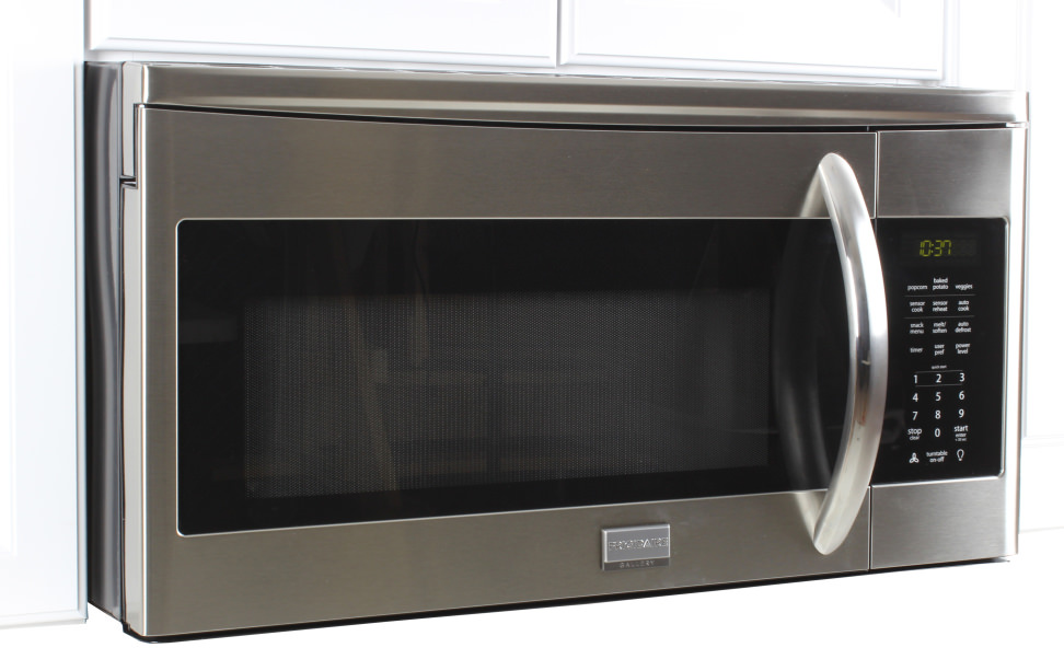 Frigidaire Fgmv175qf Over The Range Microwave Review