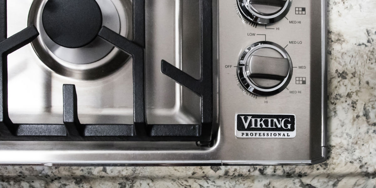 Viking professional vgsu5366bss 36 inch gas cooktop review for Viking 36 electric cooktop