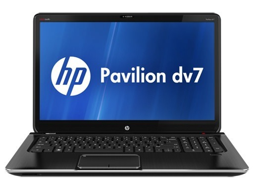 HP Pavilion dv7-7012nr - Reviewed.com Laptops