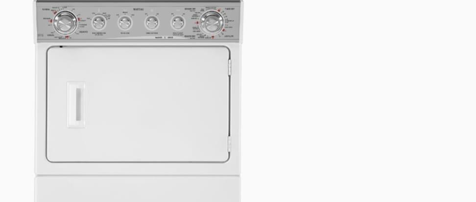 Product Image - Maytag MET3800XW Dryer