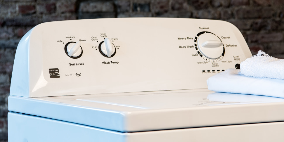 Kenmore 20222 Washer