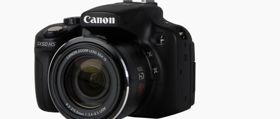 Product Image - Canon  PowerShot SX50 HS