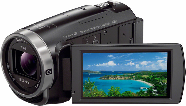Product Image - Sony HDR-CX675
