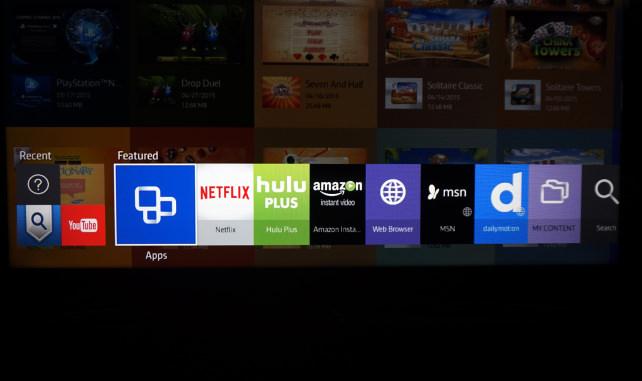 Samsung TV Smart Platform