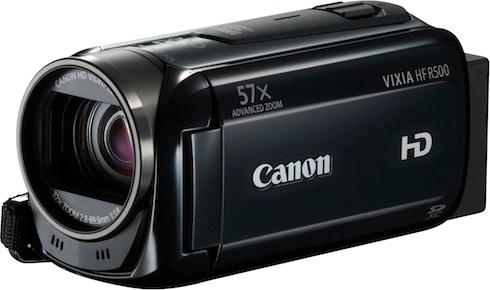 Product Image - Canon Vixia HF R500