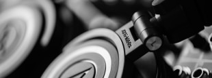 Audio technica ath m50x review design hero