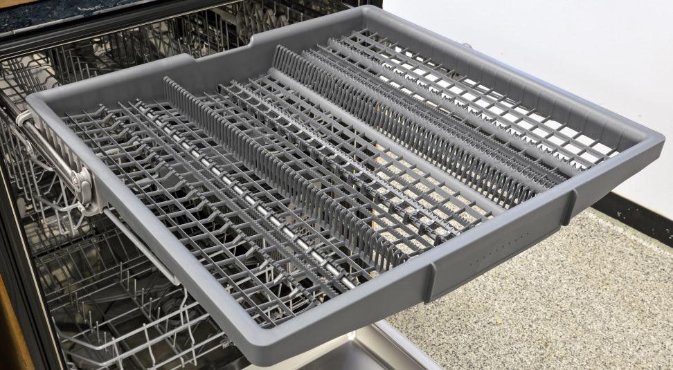 Bosch Dishwasher Reviews Bosch Sms69l The Lower Rack