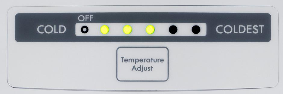 Kenmore 78002 Fridge Controls