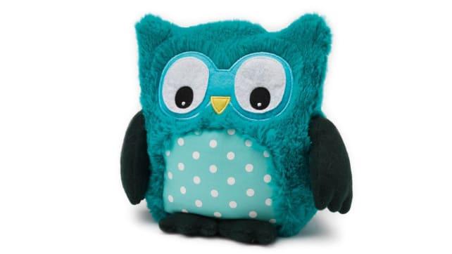 Intelex Microwavable Plush Owl