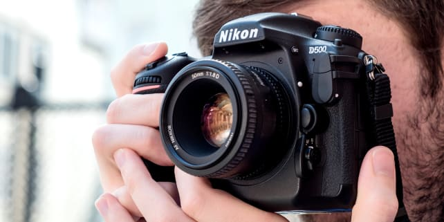 Using the viewfinder